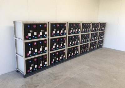 HID-Australia Hitachi Batteries Installed